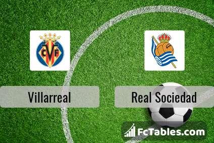 Podgląd zdjęcia Villarreal - Real Sociedad