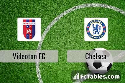 Preview image Videoton FC - Chelsea
