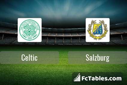Preview image Celtic - Salzburg