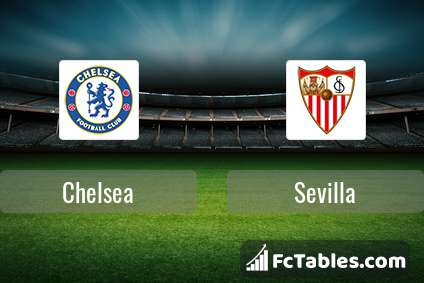 Preview image Chelsea - Sevilla