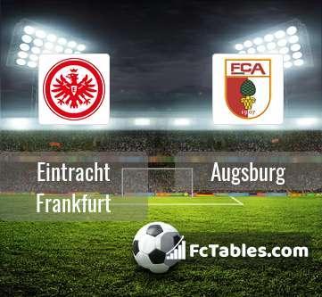 Anteprima della foto Eintracht Frankfurt - Augsburg