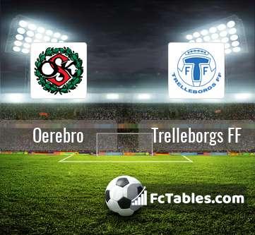 Preview image Oerebro - Trelleborgs FF
