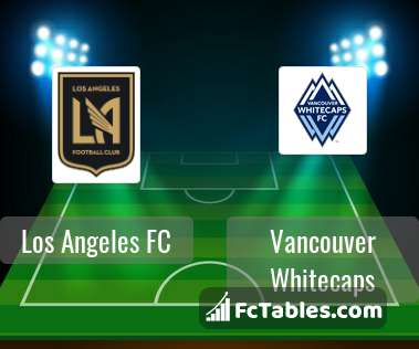 Preview image Los Angeles FC - Vancouver Whitecaps