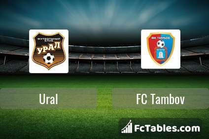 Preview image Ural - FC Tambov