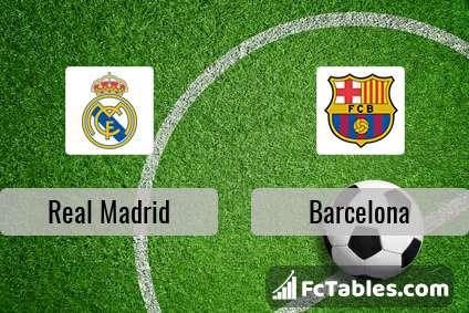 Real Madrid - Barcelona livescores result La Liga 2 mar 2019