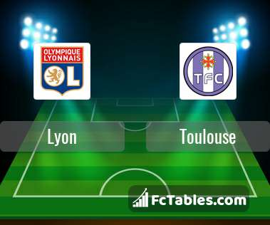 Preview image Lyon - Toulouse