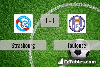 Preview image Strasbourg - Toulouse
