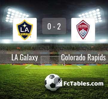 Podgląd zdjęcia LA Galaxy - Colorado Rapids
