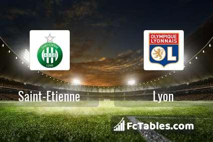 Podgląd zdjęcia Saint-Etienne - Olympique Lyon