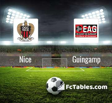 Preview image Nice - Guingamp