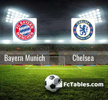 Preview image Bayern Munich - Chelsea