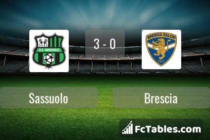 Preview image Sassuolo - Brescia
