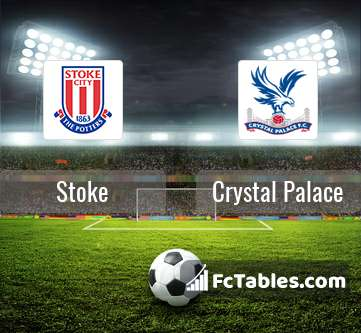 Preview image Stoke - Crystal Palace