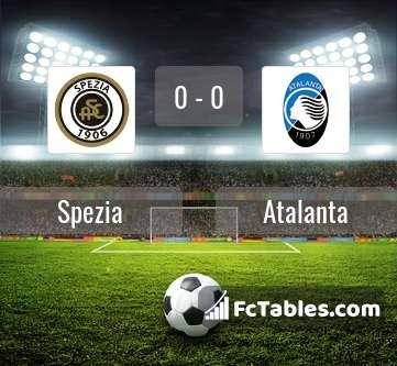 Preview image Spezia - Atalanta