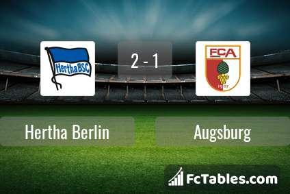 Preview image Hertha Berlin - Augsburg