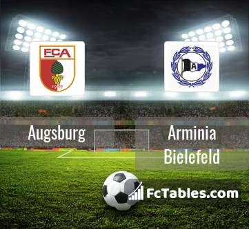 Preview image Augsburg - Arminia Bielefeld