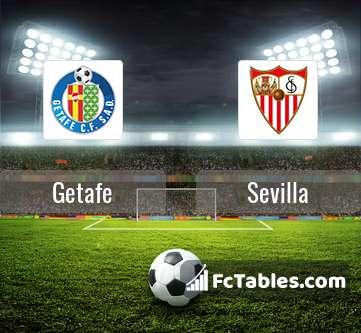 Preview image Getafe - Sevilla