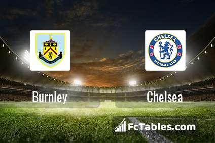 Anteprima della foto Burnley - Chelsea