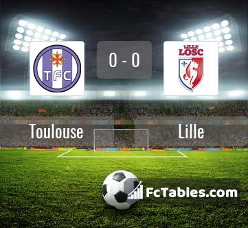 Preview image Toulouse - Lille