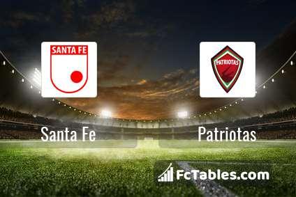 Santa Fe Patriotas H2H