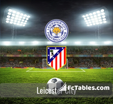 Preview image Leicester - Atletico Madrid