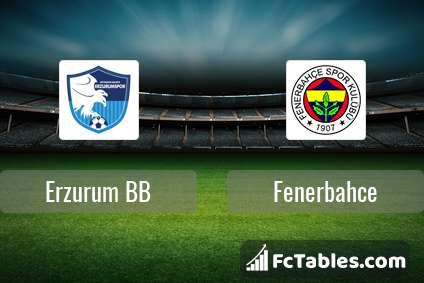 Preview image Erzurum BB - Fenerbahce