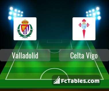 Podgląd zdjęcia Valladolid - Celta Vigo