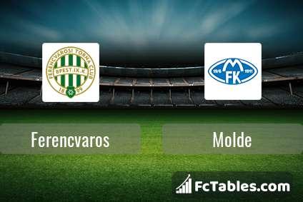 Preview image Ferencvaros - Molde