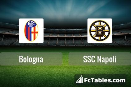 Preview image Bologna - Napoli