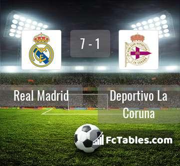 Preview image Real Madrid - Deportivo La Coruna