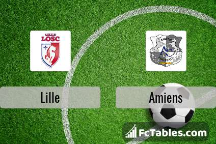 Preview image Lille - Amiens