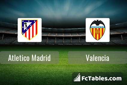 Preview image Atletico Madrid - Valencia