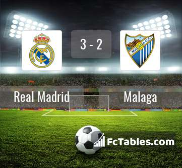 Preview image Real Madrid - Malaga