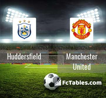 Preview image Huddersfield - Manchester United