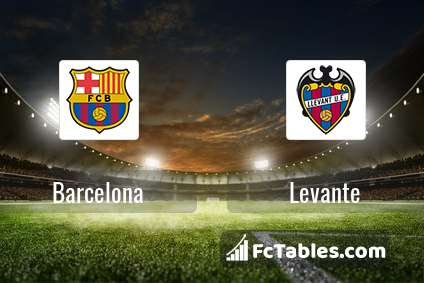 Podgląd zdjęcia FC Barcelona - Levante