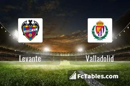 Preview image Levante - Valladolid