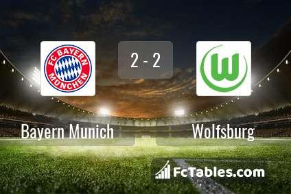 Preview image Bayern Munich - Wolfsburg