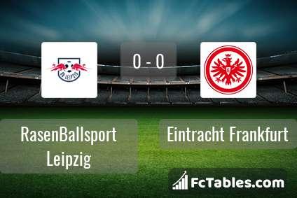 Preview image RasenBallsport Leipzig - Eintracht Frankfurt