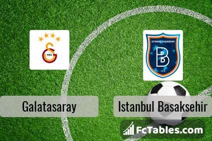 Preview image Galatasaray - Istanbul Basaksehir