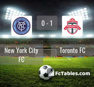 Preview image New York City FC - Toronto FC