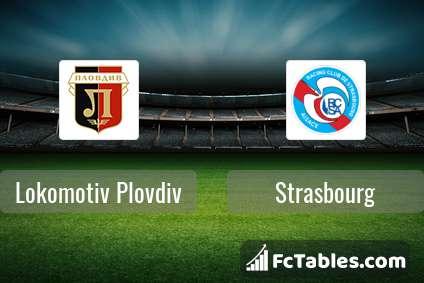 Preview image Lokomotiv Plovdiv - Strasbourg