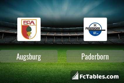 Preview image Augsburg - Paderborn