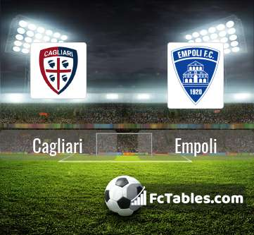 Preview image Cagliari - Empoli