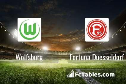 Preview image Wolfsburg - Fortuna Duesseldorf