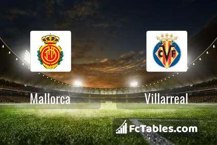 Preview image Mallorca - Villarreal