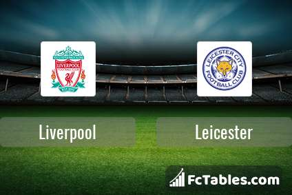 Preview image Liverpool - Leicester