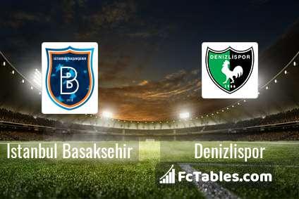 Preview image Istanbul Basaksehir - Denizlispor