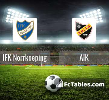 Preview image IFK Norrkoeping - AIK