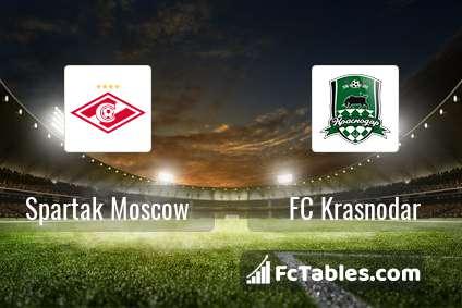 Anteprima della foto Spartak Moscow - FC Krasnodar