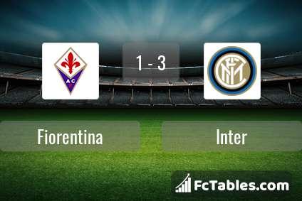 Preview image Fiorentina - Inter